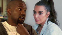 Kanye West Feared Kim Kardashian Would Leave Him After TMZ Live