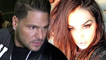 'Jersey Shore' Star Ronnie Ortiz-Magro's Baby Mama Busted for Domestic Violence