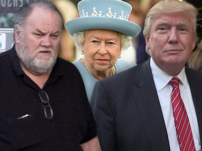 Thomas Markle is Upset President Trump Will Meet the Queen Before Him