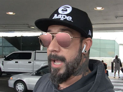 AJ Mclean To Tom Brady, Leave The Singing To Us!!
