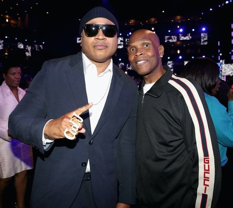 LL Cool J and Big Boy