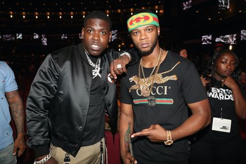 Casanova and Papoose