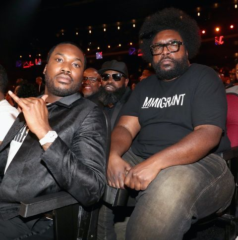 Meek Mill and Questlove