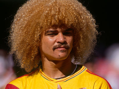 Colombian Soccer Star El Pibe 'Memba Him?