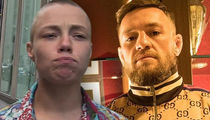 Rose Namajunas Rejected Conor McGregor's Crappy Apology for Bus Attack