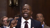 Terry Crews' Emotional U.S. Senate Testimony on Sexual Assault