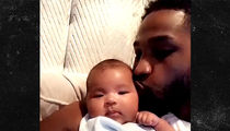 Tristan Thompson Makes Baby Talk Debut with Daughter True