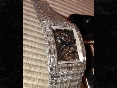 Floyd Mayweather: I Bought an $18 Million Watch!