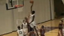 Mo Bamba's Been Dunking Since 8th Grade, Crazy Video!