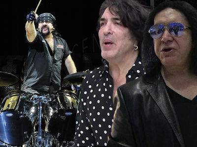 Pantera Drummer Vinnie Paul to Be Buried in KISS Casket Just Like Brother Darrell