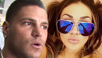 'Jersey Shore' Star Ronnie Ortiz-Magro's Baby Mama Claims He Hit Her
