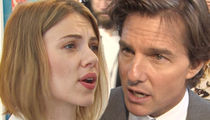 Scarlett Johansson Denies Ex-Scientologist's Claim She Auditioned to Date Tom Cruise