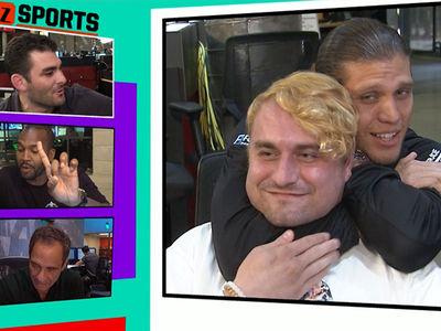UFC's Brian Ortega to TMZ Staffer, Cool If I Choke You Out?