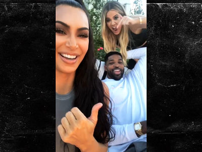 Kim Kardashian Makes Tristan Thompson Unblock Her on Instagram