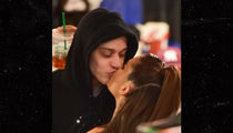 Ariana Grande and Pete Davidson Kiss, Hold Hands Out in NYC