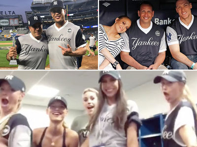 Yankees Stars, Celebs Raise $1 Million at CC Sabathia's Softball Game