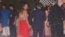 Nick Jonas and Priyanka Chopra Jet Set to India for Her Friend's Party