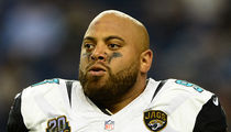NFL Lineman Accused of Dom. Violence, Ripped Off Car Door Handle