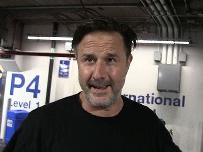 David Arquette Threatens RJ City, 'I'm Gonna Beat Your Ass!'