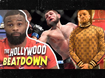 Conor McGregor Could Really Blow His $100 mil Fortune, Says Tyron Woodley