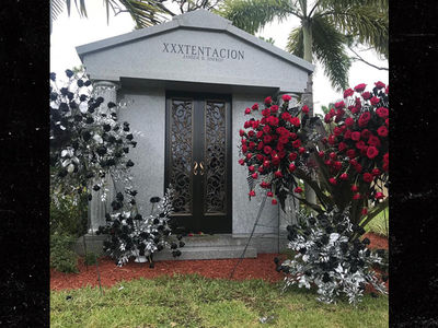 XXXTentacion's Mother Reveals His Mausoleum at Burial Site