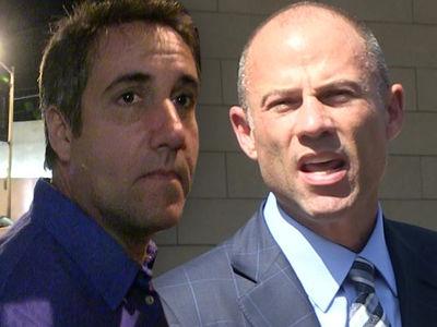 Michael Cohen Asks Judge to Muzzle Stormy Daniels' Lawyer Michael Avenatti