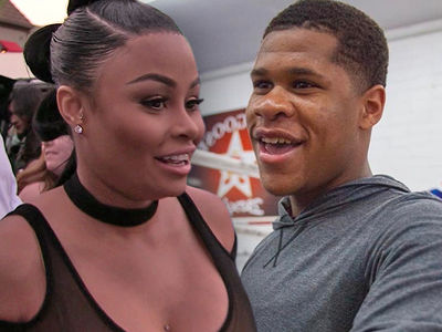Blac Chyna's Been Dating 19-Year-Old Boxer Devin Haney for Months