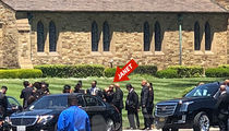 Joe Jackson's Funeral Brings Out Janet Jackson and Extended Family