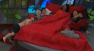 'Big Brother' Fans are Pissed Contestant is Ice Cream Scooping Vaginas