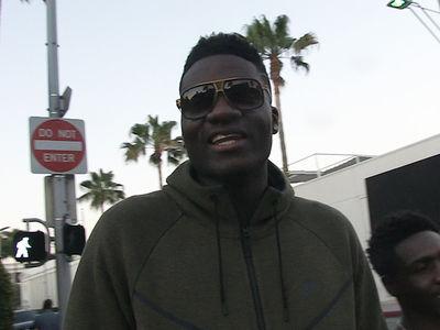 NBA Star Clint Capela Says LeBron James Ain't An L.A. Legend Yet