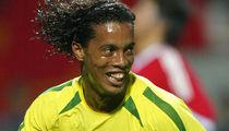 Brazilian Soccer Star Ronaldinho 'Memba Him?!