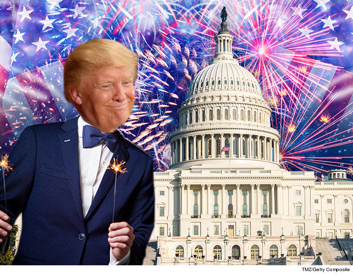 the government is shelling out more dough this year on the national mall 4th of july celebration when it comes to fireworks 30k more but its unclear
