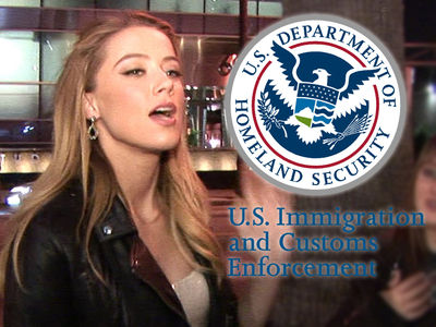 Amber Heard Under Fire for Warning Nannies, Housekeepers About ICE Checkpoint