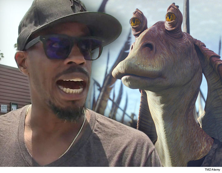 Jar-Jar Binks Actor Says Media Backlash Made Him Suicidal