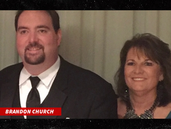 Eric Church's Brother, Brandon Church, Passes Away at 36