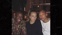 'Hot Felon' Jeremy Meeks & Chloe Green Enjoy First Night Out Since Baby was Born