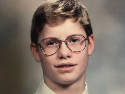 Guess Who This Glasses Guy Turned Into!