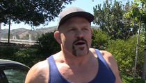 Chuck Liddell Says He's Getting a Huge Check for Tito Ortiz Fight