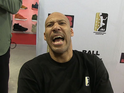 LaVar Ball Stoked About LeBron James, Lakers Will Destroy Warriors!