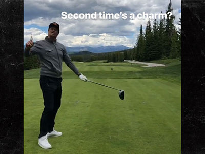 Tom Brady Has Hilarious Temper Tantrum In a Round Of Golf With His Parents