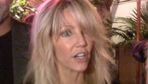 Heather Locklear Facing Possible Lawsuit By EMT
