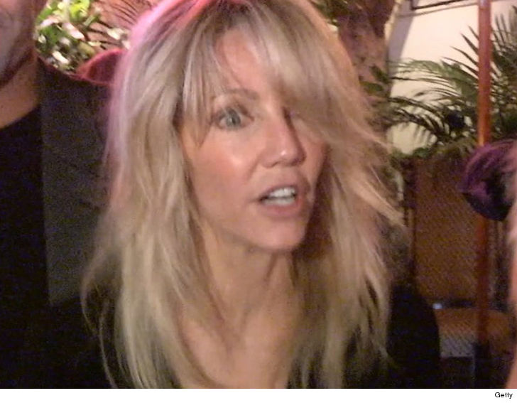 Heather Locklear Facing Possible Lawsuit By Emt Celeb