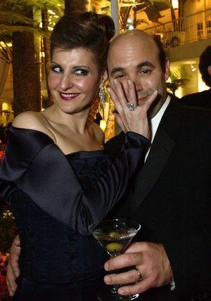Nia Vardalos and Ian Gomez Together