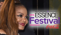 Janet Jackson Not Canceling Essence Fest Gig In Wake Of Father's Death