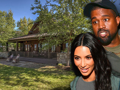 Kim Kardashian & Kanye West Escape to Super Conservative Idaho Town