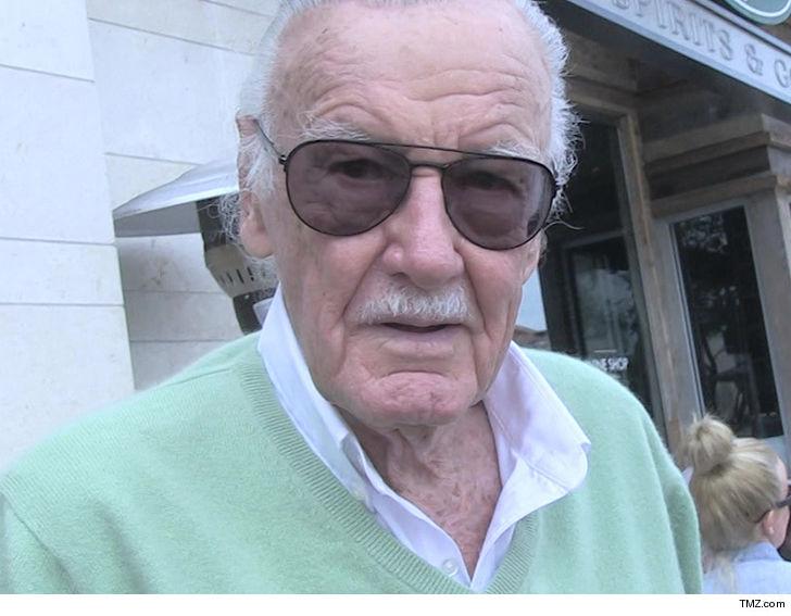 New elder-abuse order issued for Marvel's Stan Lee