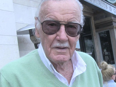 Stan Lee Files for New Restraining Order Against Keya Morgan