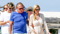 Steve Wynn and Wife Take French Vacay as Sexual Misconduct Lawsuits Loom