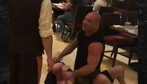 UFC's Matt Serra Subdues Alleged 'A-hole Drunk' at Vegas Cafe