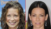 Evangeline Lilly -- Good Genes or Good Docs?
